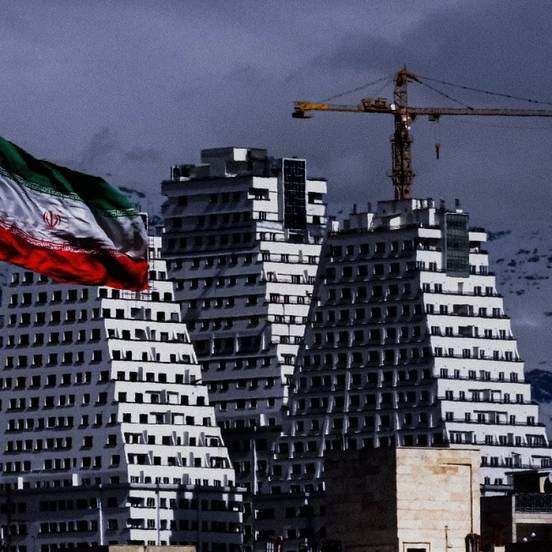 Emerging Challenges by 2050: Iran's International Relations