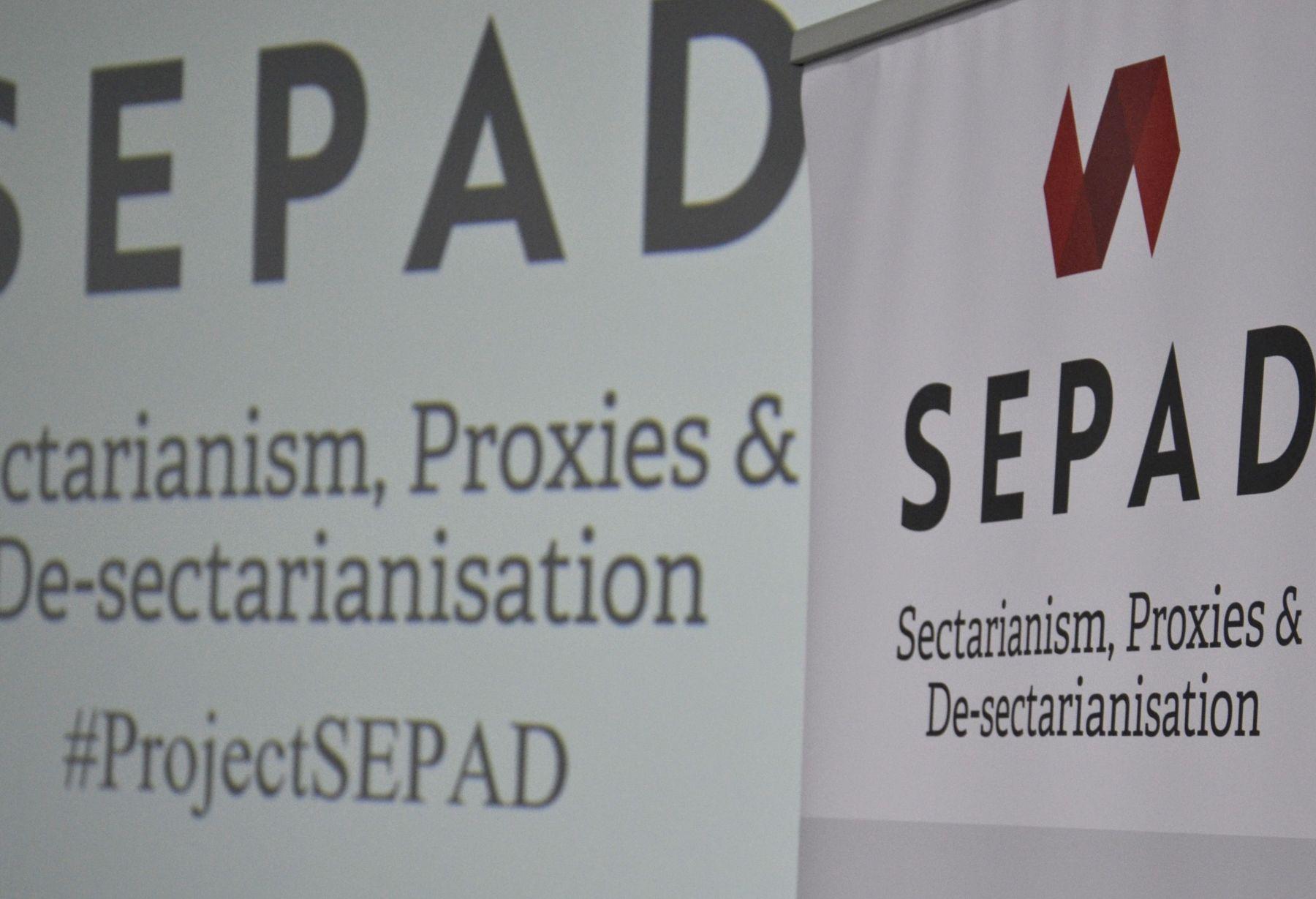 De-sectarianization event