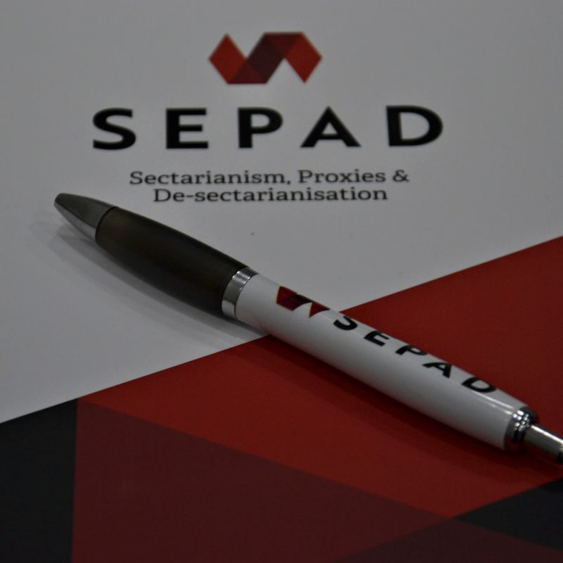 SEPAD conference 2020: From Sectarianism to De-Sectarianization