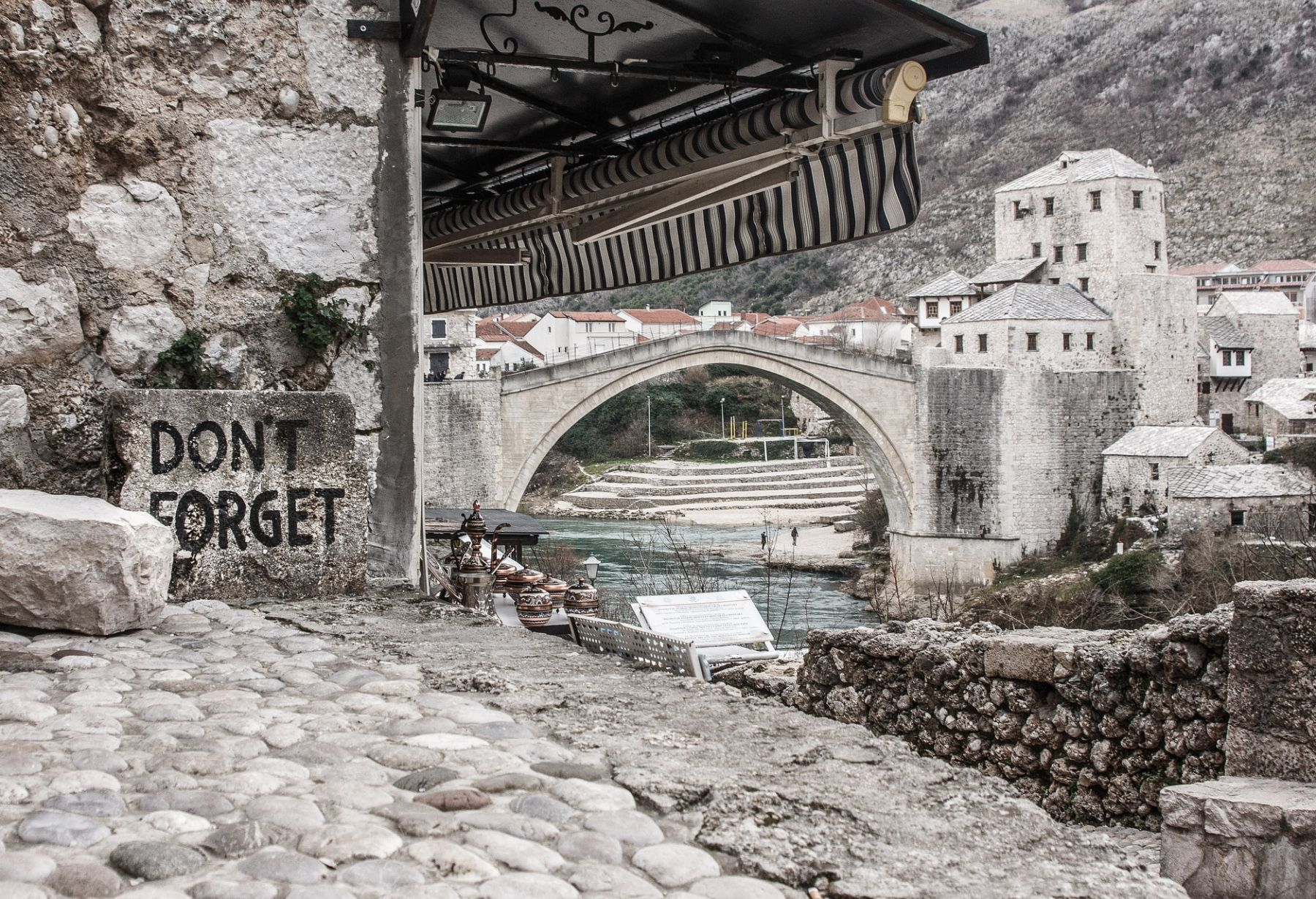 Grassroots Activism in the Divided City: Re-Appropriating Space with Art Practice in Mostar (BiH)